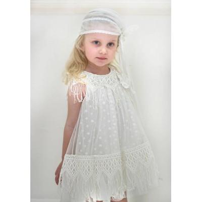 Βαπτιστικό φόρεμα Baby Bloom BB19201