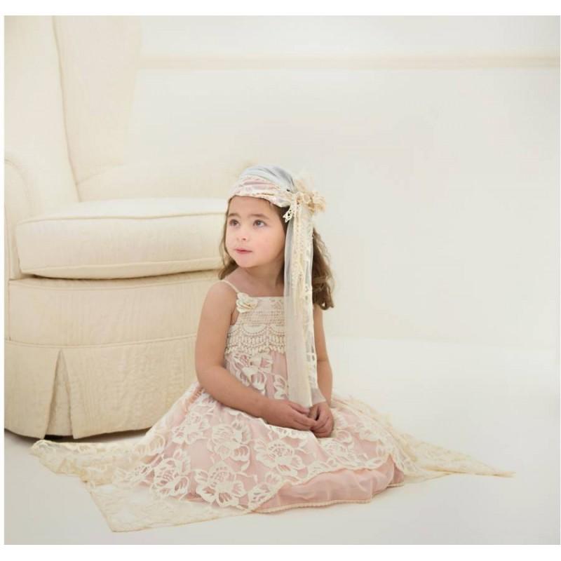 Βαπτιστικό φόρεμα Baby Bloom BB19203