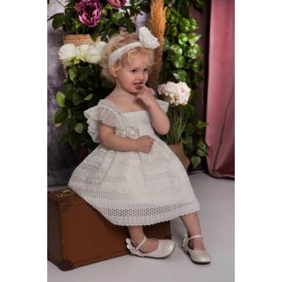 Βαπτιστικό φόρεμα Baby Bloom  ΒΒ20203