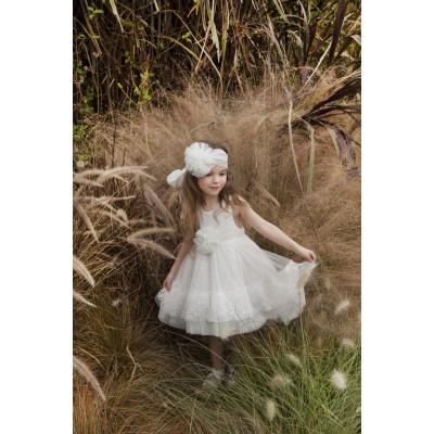 Βαπτιστικό φόρεμα Baby Bloom BB21201