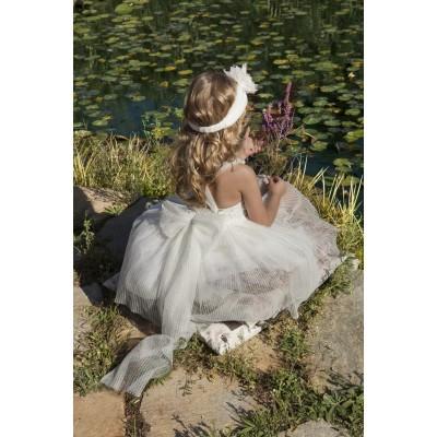 Βαπτιστικό φόρεμα Baby Bloom BB21202